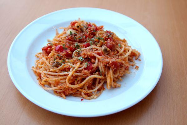 quinoa-bolognese
