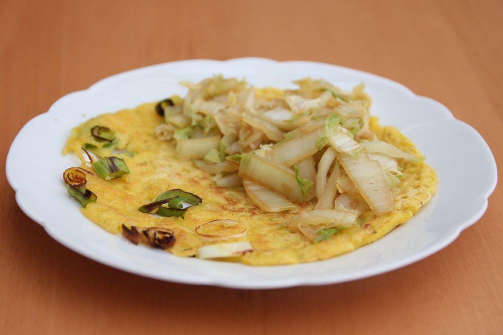 Maispfannkuchen
